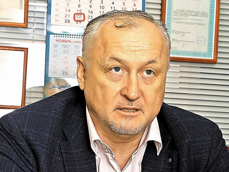 Юрий Ганус // фото: Андрей Струнин