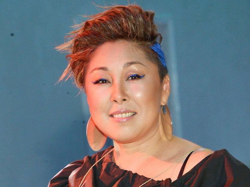 Анита Цой // фото: Global Look Press