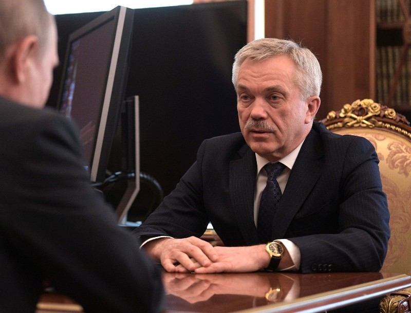 Евгений Савченко // фото: Global Look Press