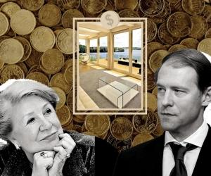 Пагано, мама: 84-летняя мать министра Мантурова обзавелась поместьем за 5 млрд