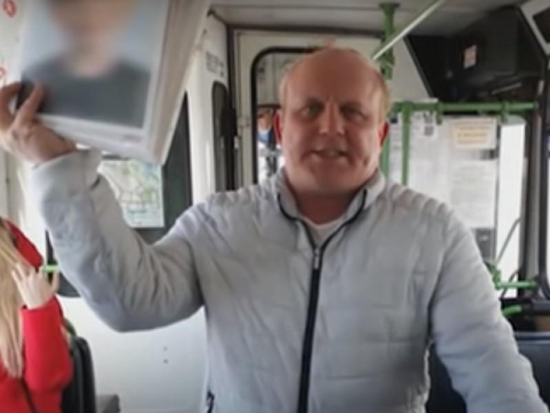 Алексей Степанов // Скриншот с видео на YouTube