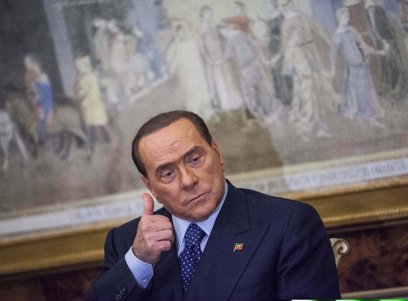 Сильвио Берлускони // фото в статье: Global Look Press