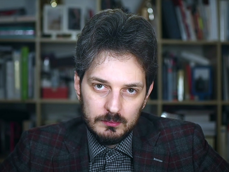 Максим Кац // Скриншот из Youtube