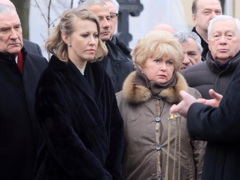 Ксения Собчак отказалась отпокупки крабовых компаний