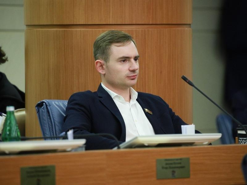 Максим Круглов // Фото: сайт Мосгордумы