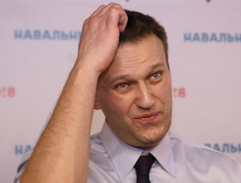 Алексей Навальный // Фото: Global Look Press