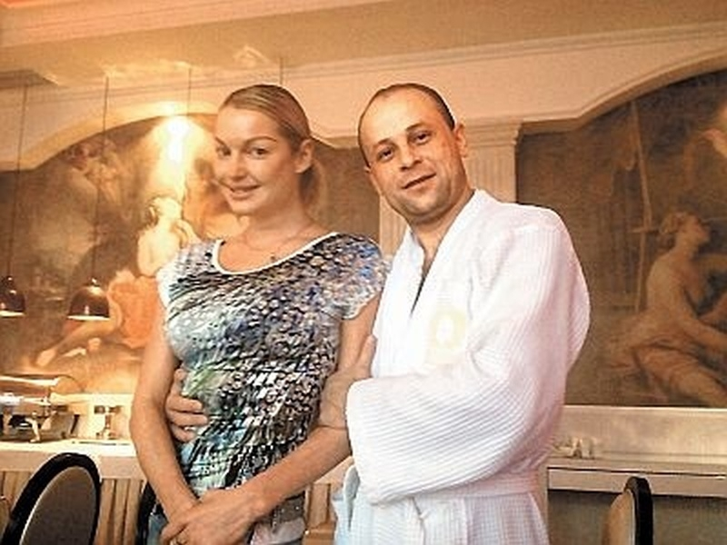Анастасия Волочкова // соцсети