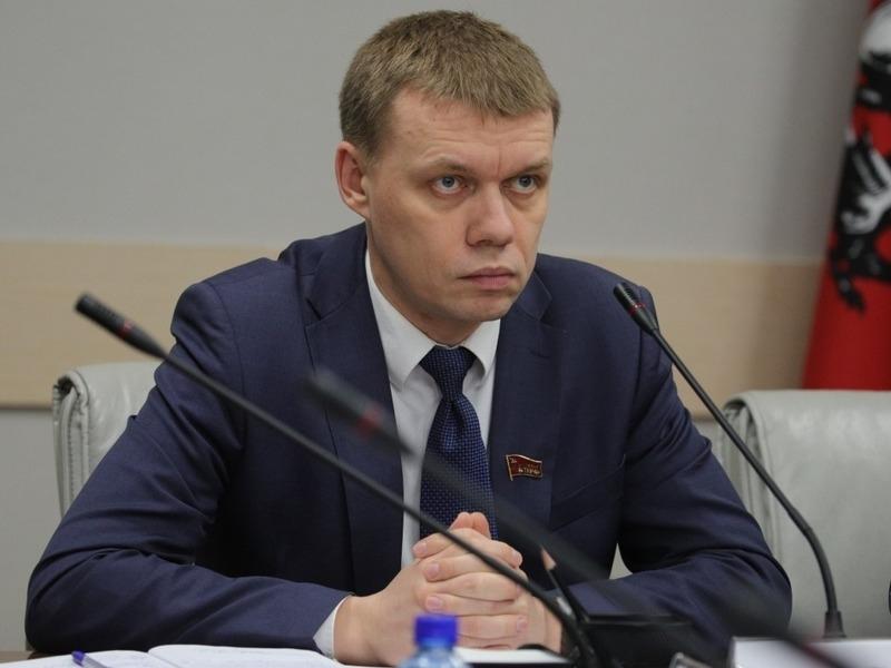 Евгений Ступин // Фото: сайт Мосгордумы
