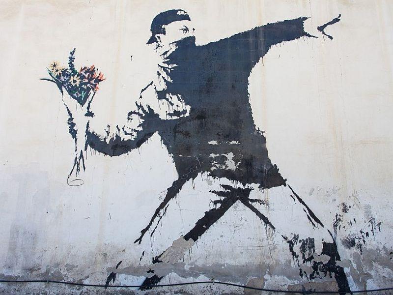 «Метатель цветов» // фото: соцсети