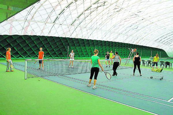 Комплекс теннисный