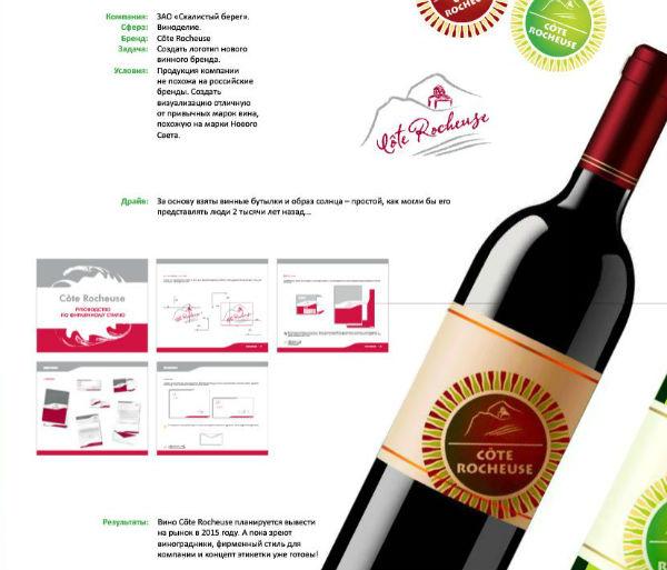 Вино дизайн